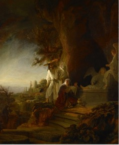 Rembrandt Resurrection
